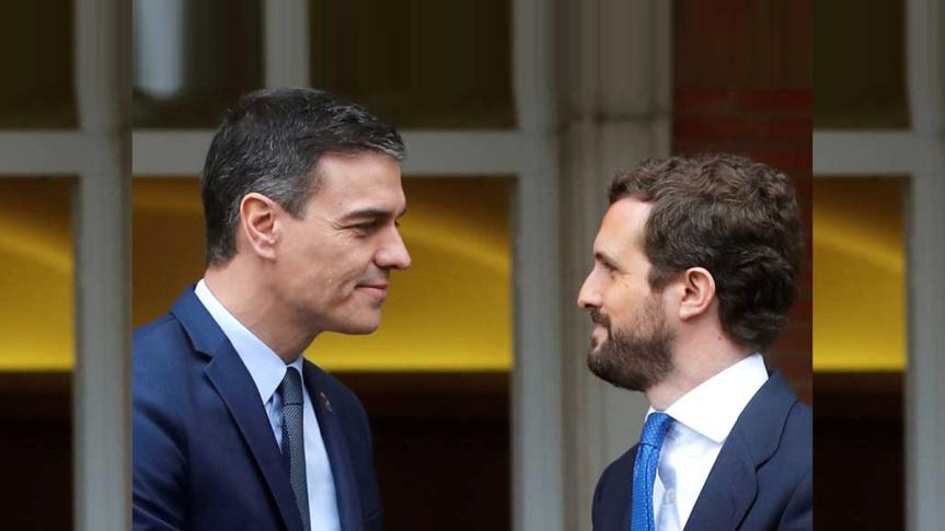 Gobierno de España acusa de obstruccionista a oposición dederecha
