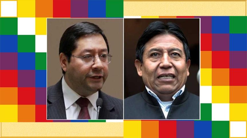 Proclamarán binomio del MAS para elecciones enBolivia