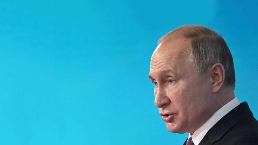 Putin recuerda compromisos de Rusia como heredera de laURSS