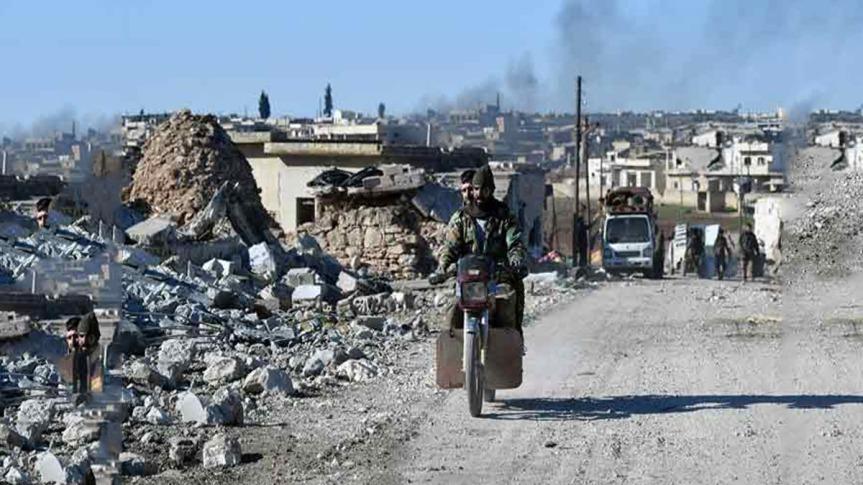 Peligrosa escalada de enfrentamientos en Idleb,Siria