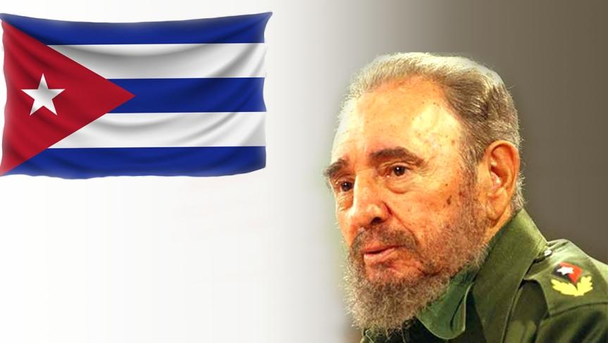 Presidente de Cuba evoca pensamiento anticapitalista deFidel