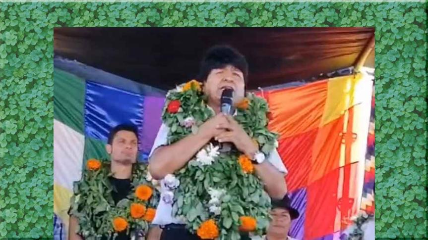 Evo Morales: EE.UU no quiere que yo regrese aBolivia