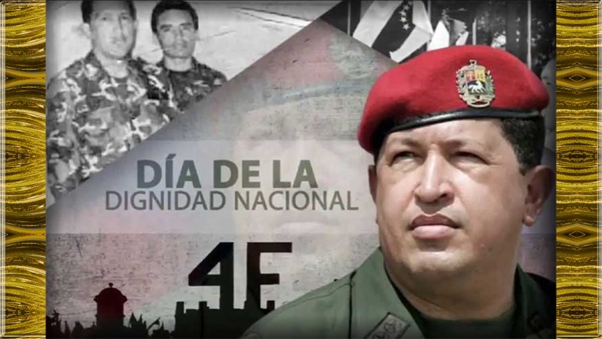 Pueblo de Venezuela marchará por el Día de la DignidadNacional