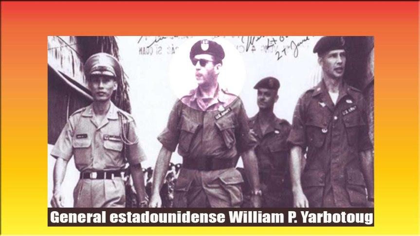 El general Yarborough y elparamilitarismo