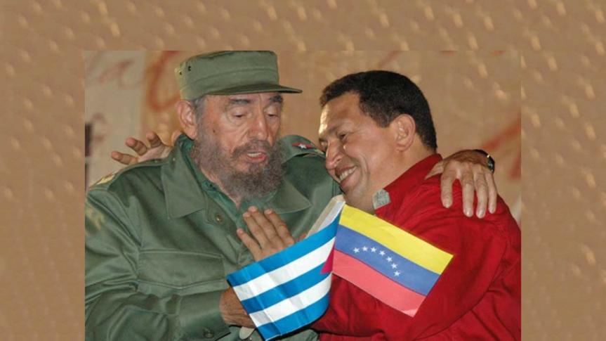 Cuba recuerda a Hugo Chávez a siete años de su muerte(+Video)