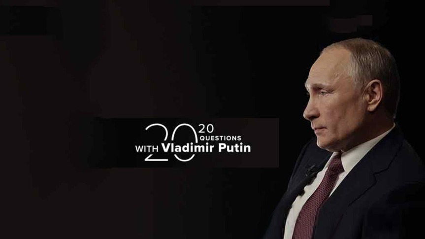 Putin confirma poder defensivo para evitar intento de ataque aRusia