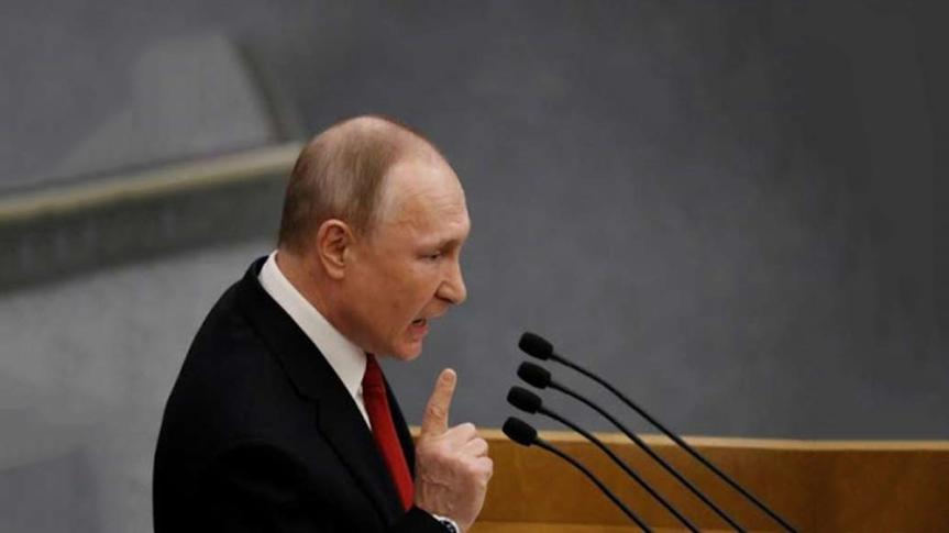 Putin rechaza ampliar su mandato antes de votaciónparlamentaria