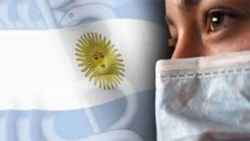 Argentina con más de dos mil casos deCovid-19