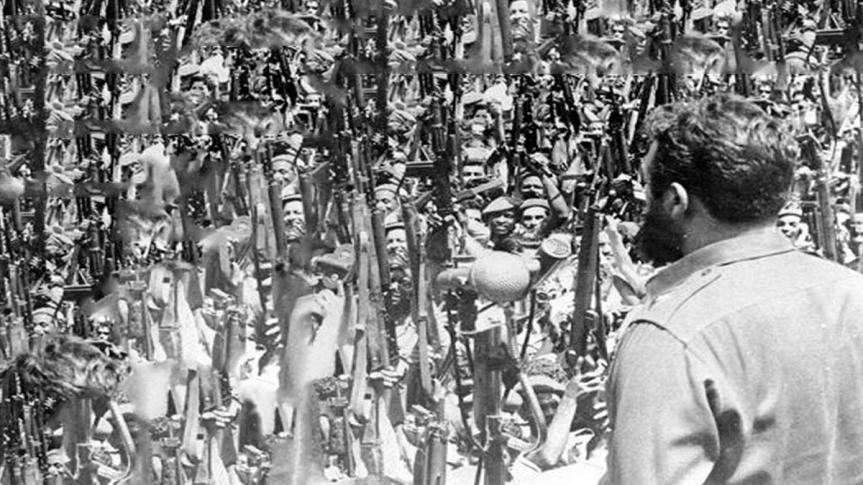 Hace 59 años Fidel proclamó el carácter socialista de la RevoluciónCubana