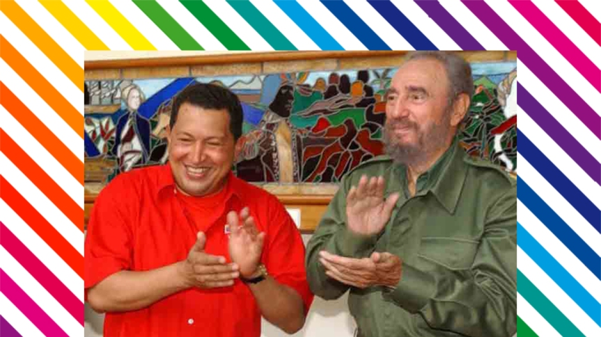 Resaltan en Venezuela vigencia del legado de Chávez yFidel