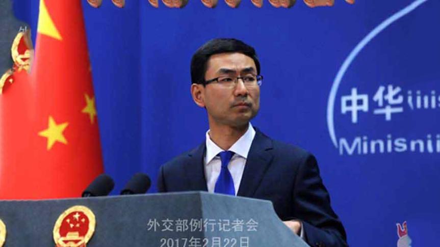 China urge a EE.UU. abandonar teorías de conspiración sobreCovid-19