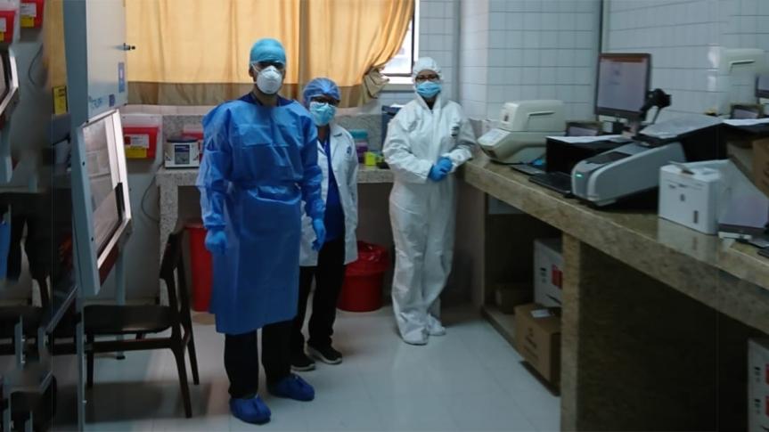 Ecuador: 80 profesionales de la salud fallecidos por Covid-19 enGuayas