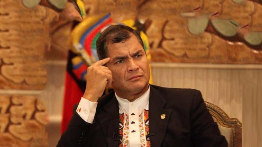Ecuador: caso Sobornos a sentencia entre denuncias depersecución