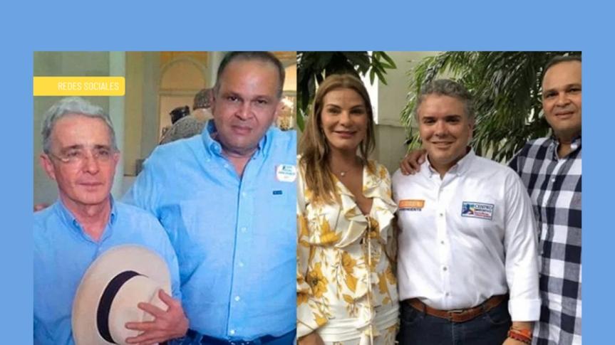 ¡Colombia en poder de lamafia!