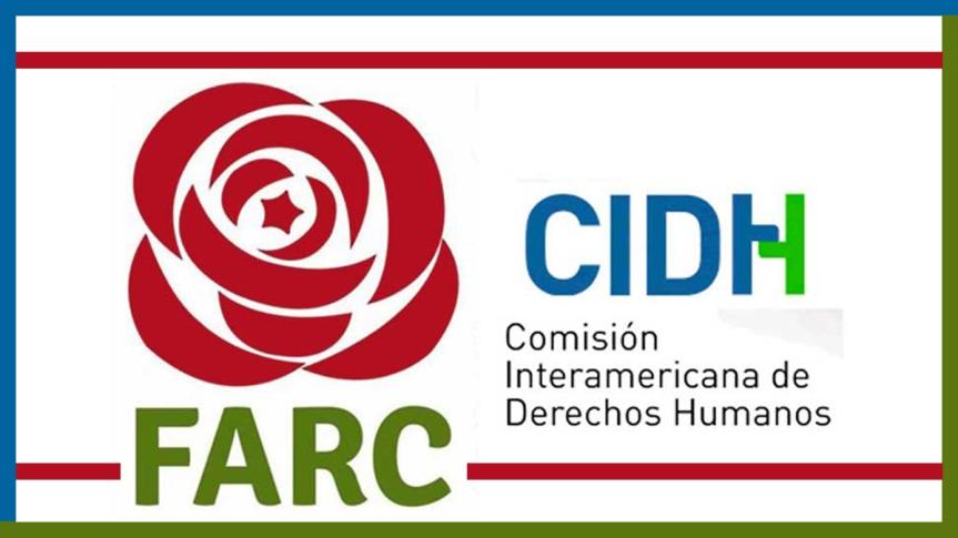 FARC de Colombia pide medidas cautelares ante exterminiosistemático