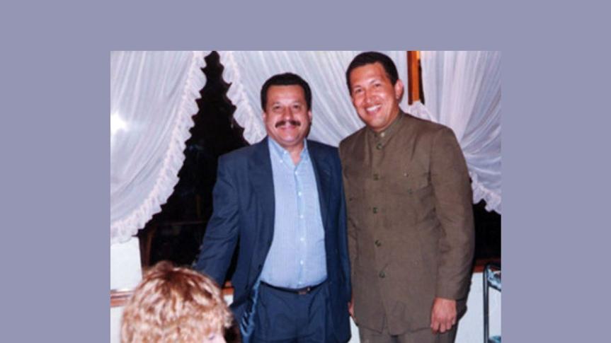 Carlos Lozano y su indeclinable solidaridad con la RevoluciónBolivariana