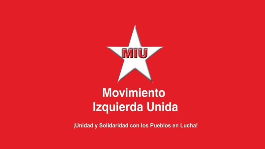 Movimiento Izquierda Unida de República Dominicana rechaza nueva agresión del imperialismo norteamericano contra la tierra deBolívar