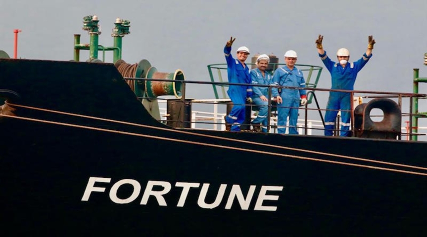 Carga de buques iraníes levantará capacidad de refinación y producción de la industria petroleravenezolana