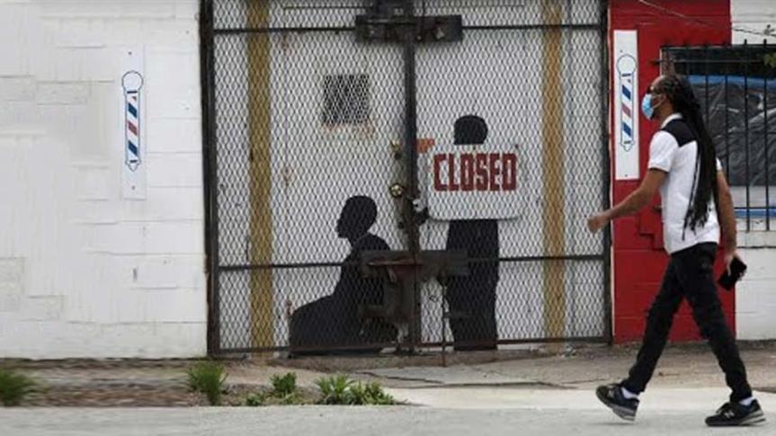 Más de 100 mil pequeñas empresas cerraron en EE.UU. debido apandemia