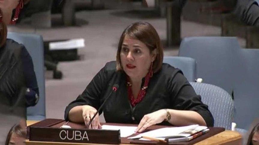 Cuba denuncia incumplimientos de EE.UU. en obligaciones de paíssede