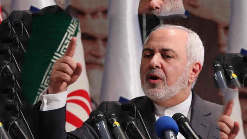 Irán pide reacción internacional ante amenazas deEE.UU.