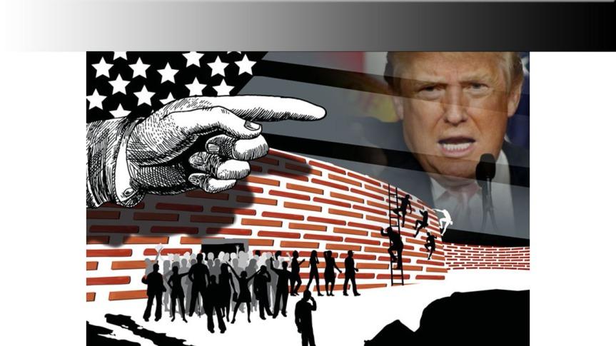Trump contra la inmigración: nueva estocada al sistema deasilo