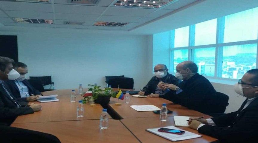 Venezuela e Irán refuerzan acuerdos de cooperaciónbilateral
