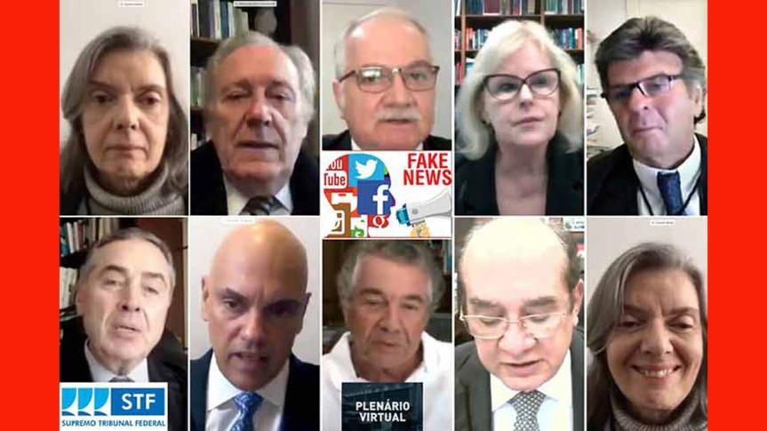 Corte Suprema de Brasil retoma juicio sobre fakenews