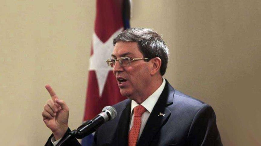 Cuba: Sanciones de EE.UU. son criminales yvergonzosas
