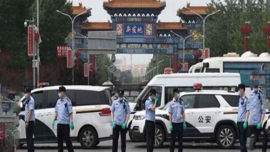 Aumentan a 106 los casos por foco de Covid-19 en Beijing,China