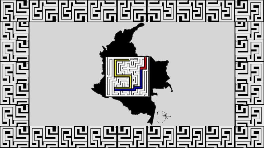 Colombia en el laberinto sinGeneral
