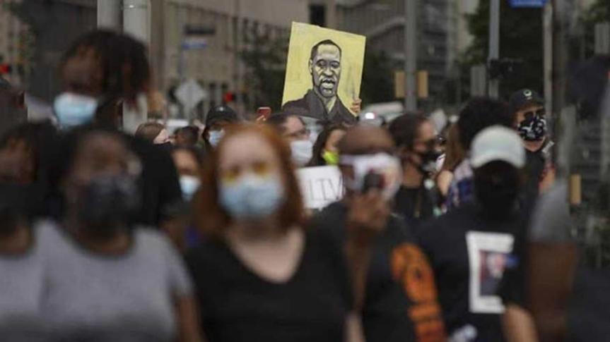 Con 105 mil muertes por Covid-19 y protestas inicia semana enEE.UU.