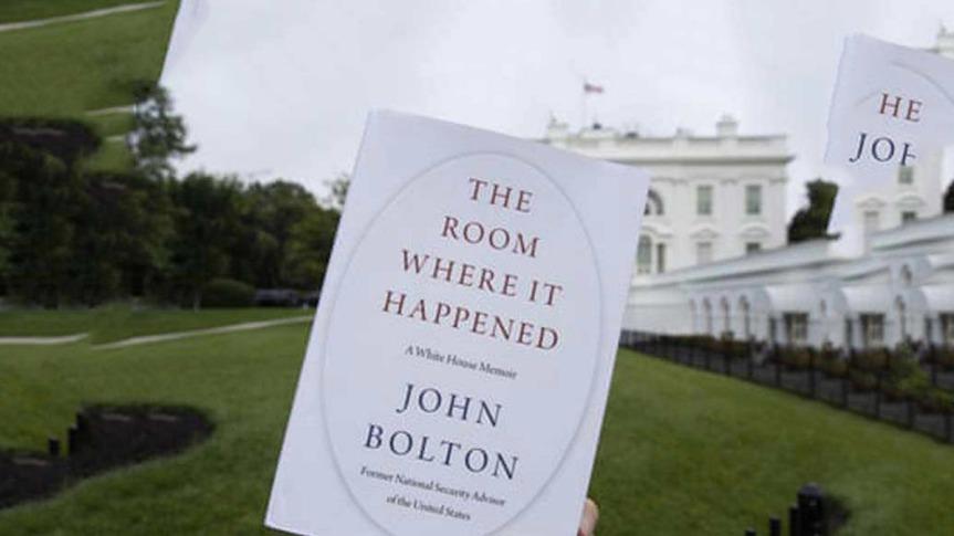 EE.UU.: La Habitación donde ocurrió, una bomba a punto deexplotar