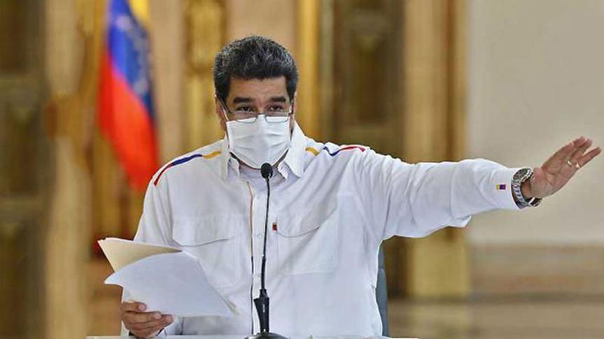 Aumento en curva de contagios por Covid-19 marca semana enVenezuela