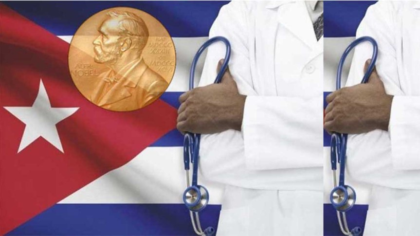 Crece respaldo al Nobel de Paz para los solidarios médicos deCuba