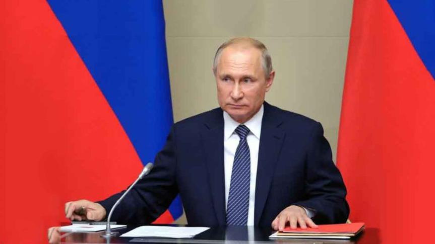 Putin rechaza cualquier distorsión de los acuerdos deMinsk