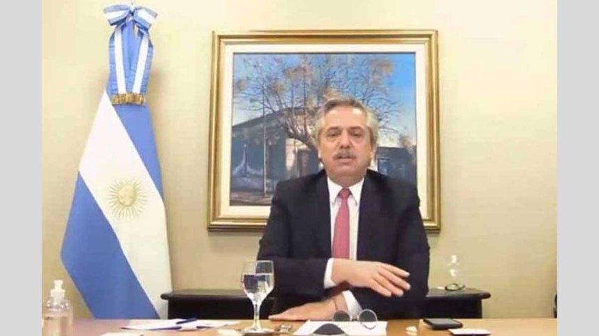 Presidente de Argentina presentará proyecto de reformajudicial