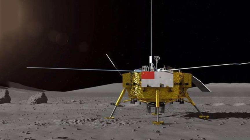 China en ajustes finales para lanzamiento de misión aMarte