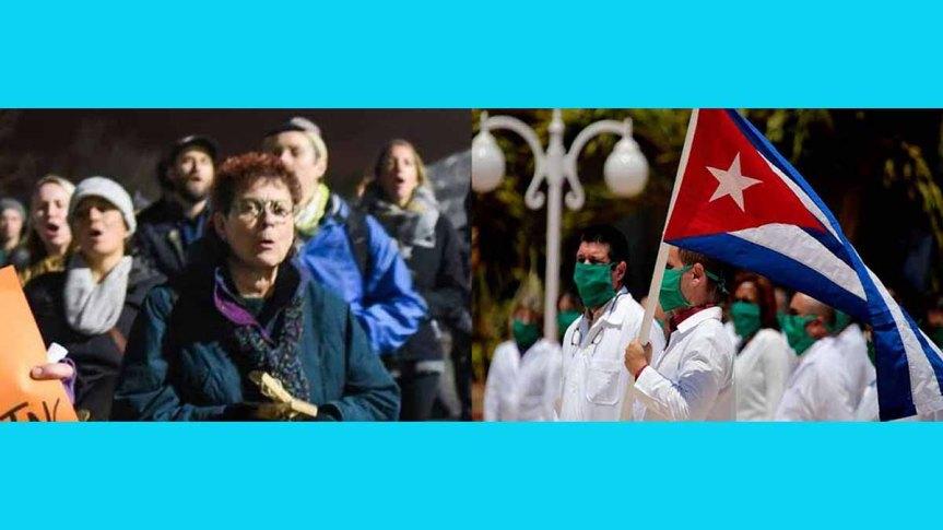 Califican en EE.UU. de extraordinaria cooperación médica deCuba