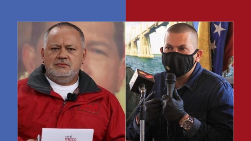 Diosdado Cabello y Omar Prieto positivos a Covid-19 y ya recibentratamiento