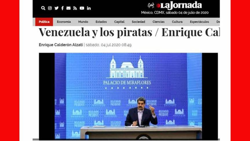 Denuncian en México intento saqueo de oro venezolano en ReinoUnido