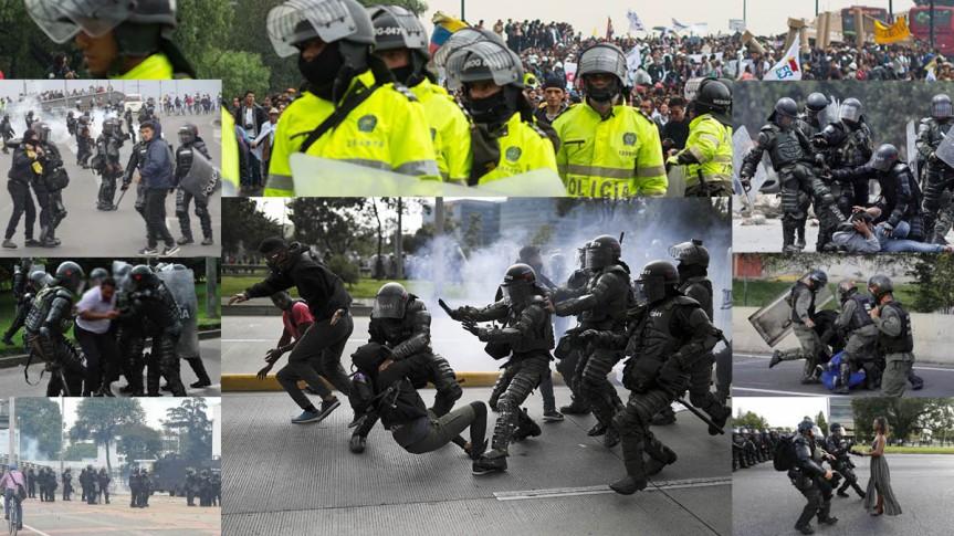 ABOLIR O REFORMAR:LA SUERTE DE LA POLICIA ENCOLOMBIA