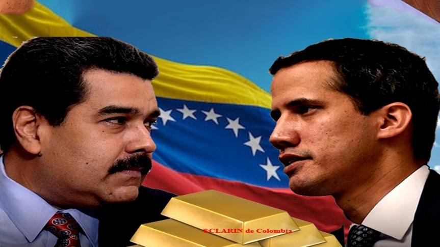 """""""Aquí nadie se rinde y el que no condene, repudie y se distancie del ladrón Guaidó, es su cómplice…"""""""