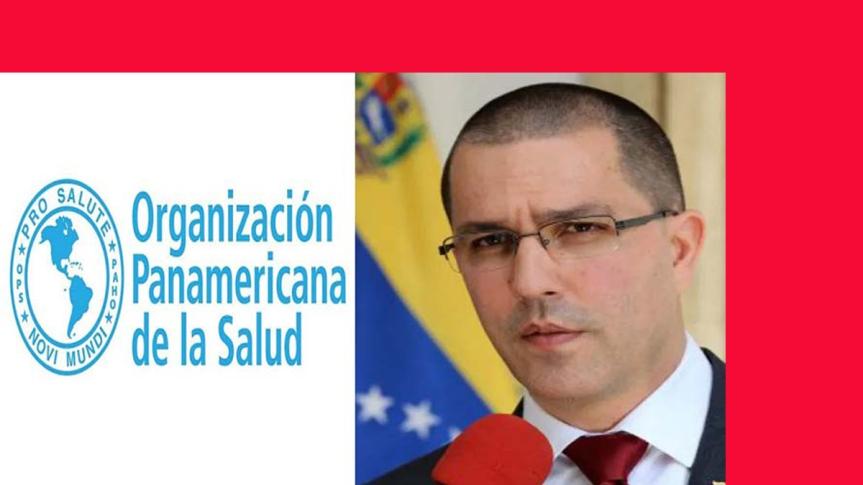Venezuela coordina con OPS adquisición de insumos para laCovid-19