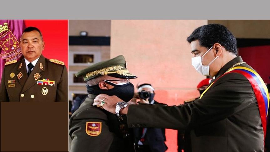 Jefe de Estado asciende a Néstor Reverol a General en Jefe, el primero en la historia de laGNB