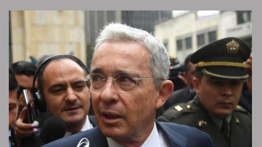 Corte Suprema de Colombia ordenan medida de aseguramiento contra expresidenteUribe