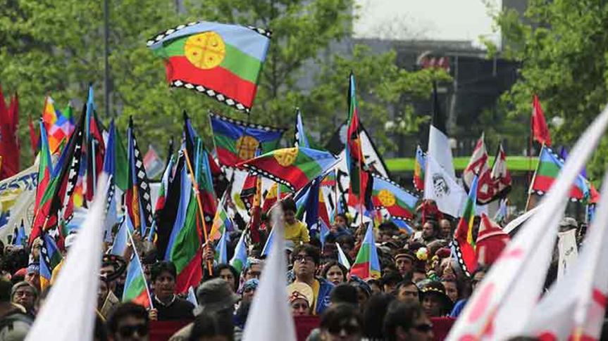 Peligra reconocimiento a indígenas en nueva constitución deChile