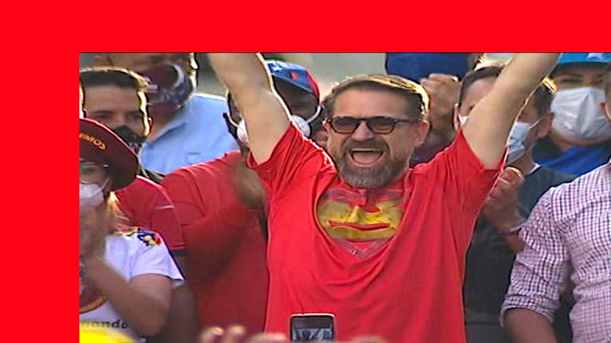 Desde el Campo Carabobo la fuerza revolucionaria se compromete a asegurar la victoria el6D