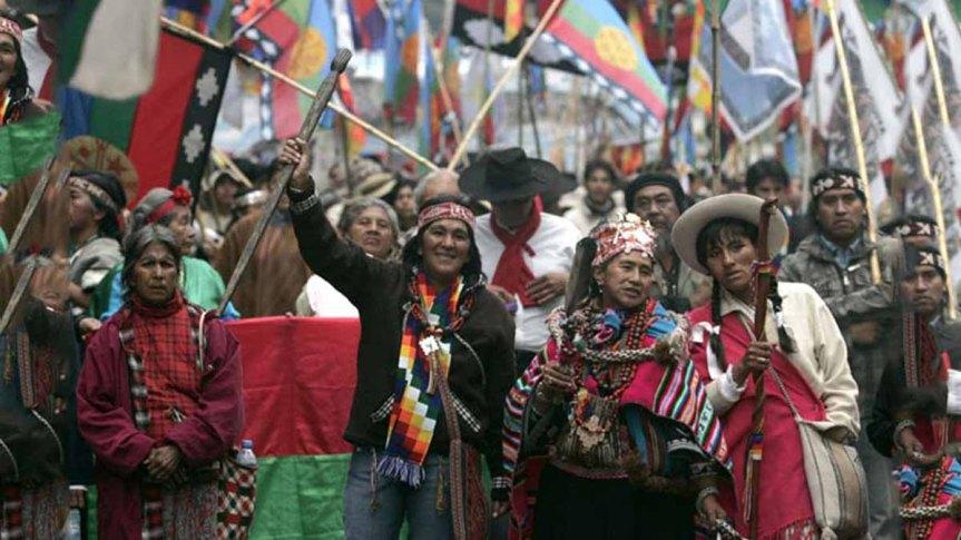 Indígenas de Chile critican acuerdo sobre procesoconstituyente