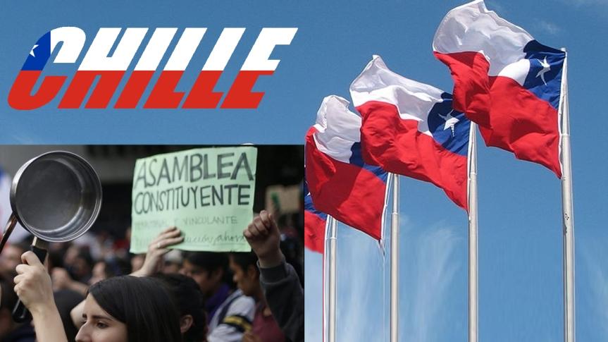 CHILE  Propuesta constitucional: Una república democrática detrabajadores